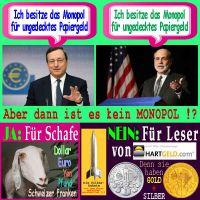 SilberRakete_Monopol-ungedecktes-Papiergeld-Schafe-HG-Leser-GOLD-SILBER