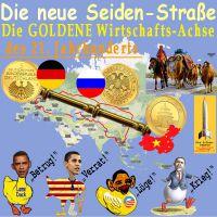 SilberRakete_Neue-Seidenstrasse-21Jahrhundert-GOLD-Deutschland-Russland-China-Obama-Lahme-Ente-Krieg