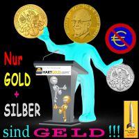SilberRakete_Nur-GOLD-SILBER-sind-Geld-Hartgeld-WE-am-Pult-Goldmann-Philharmoniker-kein-EURO