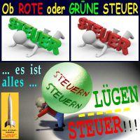 SilberRakete_Ob-Rote-Gruene-Steuern-alles-Luegen-Steuern