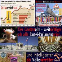 SilberRakete_Oesterreich-Arm-Staatsverschuldung-HypoAlpeAdria-Grottenolm-weitsichtiger-intelligenter-Partei-Parlament-Volksverr