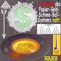 SilberRakete_Papier-Geld-Schnee-Ball-System-FED-gluehende-Herdplatte-GOLD
