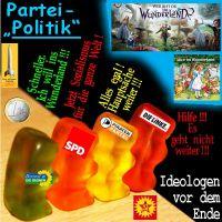 SilberRakete_Partei-Politik-Abgrund-Linke-Piraten-SPD-Gruene-Internationale-Euro-Wunderland-Ideologen-vor-Ende2