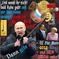SilberRakete_Putin-Sanktionen-Eimer-Reissleine-Oel-Euro-GOLD-Euro-kein-Erdgas-Obama-Merkel