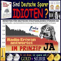 SilberRakete_Radio-Eriwan-Sind-Deutsche-Sparer-Idioten-Im-Prinzip-JA-Rendite-Anleihen-2014-GOLD-SILBER