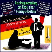 SilberRakete_Reichtumsverteilung-Ende-Papiergeldsystem-kein-Essen-Wohnung-Banker-kein-Charakter