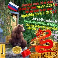 SilberRakete_Russischer-Baer-GOLD-10000Dollar-Chinesischer-Drache-GOLD-12000Dollar