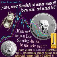 SilberRakete_SILBER-Kurs-5Jahre-SilverBug-SilverBull-erwacht-losrennen