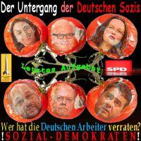 SilberRakete_SPD-Untergang-Faule-Tomaten-Fahimi-Steinmeier-Nahles-Schulz-Steibrueck-Gabriel-Arbeiter-verraten2