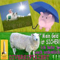 SilberRakete_Schaf-Vermoegen-diversifiziert-2verschiedene-Sparschweine-Geld-sicher
