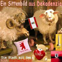 SilberRakete_Sittenbild-Dekadenzia-Schafe-Berlin-Stadt-rosa-Kuschelfaktor-Herz