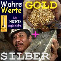 SilberRakete_Wahre-Werte-GOLD-Grnaulat-SILBER-Barren-mit-NICHTS-vergleichbar