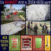 SilberRakete_Wahrheit-stirbt-im-Krieg-zuerst-Ukraine-Krieg-MH017-SPIEGEL-Stoppt-Putin-rote-gruene-Luegen