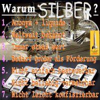 SilberRakete_Warum-SILBER-anonym-liquide-weltweit-bekannt-Barren-Muenzen3