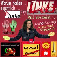 SilberRakete_Warum-heissen-LINKE-Linke-2linke-Haende-Nahles-sogar-5Daumen-kein-Verstand