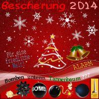 SilberRakete_Weihnachten-Baum-Bescherung-2014-Kugeln-unterm-Tannenbaum