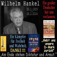 SilberRakete_Wilhelm-Hankel-1920-2014-DM-Freiheit-Wahrheit-AmEnde-Diktatur-Armut