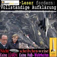 SilberRakete_Absturz-GermanWings-HG-Leser-fordern-Aufklaerung-Nicht-scheibchenweise-Merkel-Hollande-Mirage
