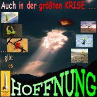 SilberRakete_Auch-in-der-groessten-Krise-gibt-es-Hoffnung-Wolkenloch-Sonne-Knospe-Bluete-Herzen2