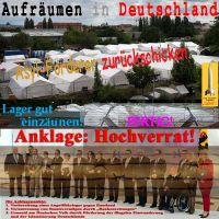 SilberRakete_Aufraeumen-in-Deutschland-Forderer-zurueck-Lager-einzaeunen-Anklage-Draht-Stacheln