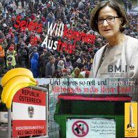 SilberRakete_Bananen-Republik-Oesterreich-Fluechtlinge-MiklLeitner-Willkommen-Mitbringsel-Container