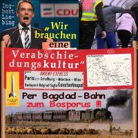 SilberRakete_CDU-Ingbert-Liebig-Braucen-Verabschiedungskultur-Bagdadbahn-Bosporus-Banner