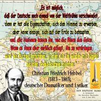 SilberRakete_DeutscherBund1815-Hebbel-Deutsche-von-Weltbuehne-verschwinden-Aus-Grabe-kratzen