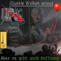 SilberRakete_Dunkle-Wolken-voraus-Oelpreis-faellt-Zinsen-Yellen-DOW-Luftballon-IS-Auch-Hoffnung