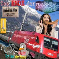 SilberRakete_Ende-der-Dekadenz-Irrenhaus-Untergangsexpress-OeBB-SPOe-ConchWurst-Peitsche