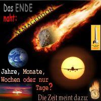 SilberRakete_Ende-naht-Armageddon-Asteroid-Erde-Flugzeug-Jahre-Monate-Wochen-Tage-Zeit-Uhr-5Minuten