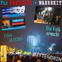 SilberRakete_Freiheit-Wahrheit-AfD-Erfurt20151028-Dom-hellblau-Volk-erwacht-Mittendrin