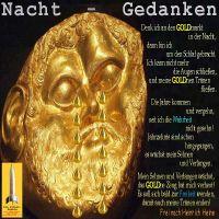 SilberRakete_GOLD-Markt-Maske-Traenen-Nachtgedanken-Heine-Wahrheit-Freiheit