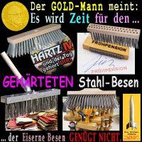SilberRakete_Goldmann-meint-Zeit-fuer-den-gehaerteten-Stahlbesen-Hartz4-Fruehpension-Buerokratie