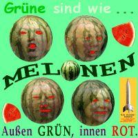 SilberRakete_Gruene-wie-Melonen-Aussen-gruen-innen-rot-CRoth-JTrittin-AHofreiter-KGoering-Eckardt