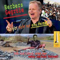 SilberRakete_Herbert-Groenemeyer-Es-gibt-nicht-nur-eine-Heimat-Fluechtlinge-2Heimat-Steine-klopfen