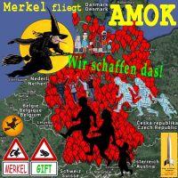 SilberRakete_Hexe-Merkel-fliegt-Amok-Fluechtige-Heime-in-Deutschland-Warnung-Kroete-Gift