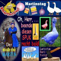 SilberRakete_Martinstag-2015-EU-MartinSchulz-Moderner-Heiliger-BlaueGans-Spuk-Rettung-Beil