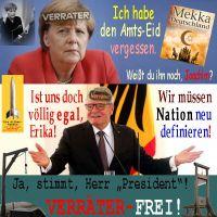 SilberRakete_Merkel-Amtseid-vergessen-Gauck-Egal-Erika-Nation-neu-definieren-Verraeter-Frei3