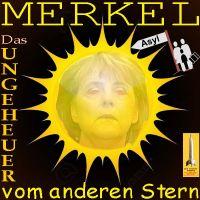 SilberRakete_Merkel-Das-Ungeheuer-vom-anderen-Stern-Asyl