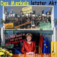 SilberRakete_Merkels-letzter-Akt-Kanzleramt-Ansprache-Silvester2015-Daesh-Berlin-Gas-Axt-Nicht-spalten