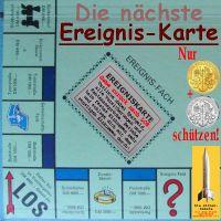 SilberRakete_Monopoly-Die-naechste-Ereigniskarte-Gehe-zurueck-nach-LOS-Verliere-alles-Geld-GOLD-SILBER-schuetzen