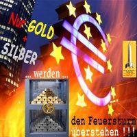 SilberRakete_Nur-GOLD-SILBER-werden-Feuer-Sturm-ueberstehen-Tresor-Barren-EU-EZB-Euro