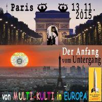 SilberRakete_Paris-20151113-Triumphbogen-ISda-Eiffelturm-Sonne-Untergang-Multikulti-Europa