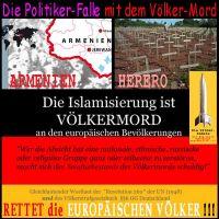 SilberRakete_Politiker-Falle-Voelker-Mord-Armenien-Herero-Islamisierung-Rettet-Europaeische-Voelker