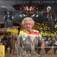 SilberRakete_Queen-ElisabethII-Letztes-Weihnachten-geniessen-Tod-Geier-Dash
