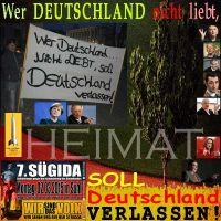 SilberRakete_SUEGIDA-Plakat-Wer-D-nicht-liebt-soll-D-verlassen-Politiker-Gruene-SGabriel-Nahles-Merkel-Schaeuble