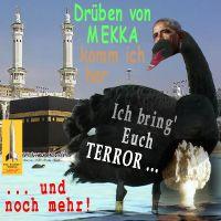 SilberRakete_Schwarzer-Schwan-Obama-Komme-von-Mekka-bringe-TRRR-und-viel-mehr