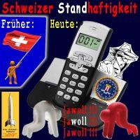 SilberRakete_Schweizer-Standhaftigkeit-Frueher-Fahne-aufrecht-Heute-Tel001-knieend-3xJawoll