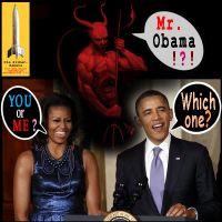 SilberRakete_Teufel-MrObama-Michelle-YouOrMe-Barack-WhichOne-President-Mann-Frau