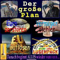 SilberRakete_Tod-Der-grosse-Plan-Euro-zerstoeren-Vermoegen-stehlen-EU-aufloesen-Luegenpack-weg-Von-vorn